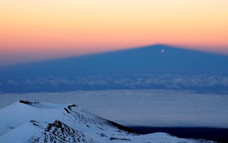 Вершина Мауна Кеа